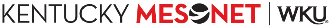 Kentucky Mesonet Logo
